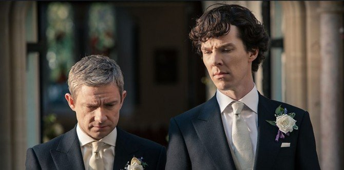 Sherlock Will Return For A Special, Followed By Three New Episodes