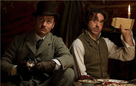 Sherlock Holmes: A Game Of Shadows Review
