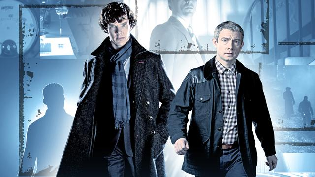 Sherlock And Community Among Winners Of The Critics' Choice Awards
