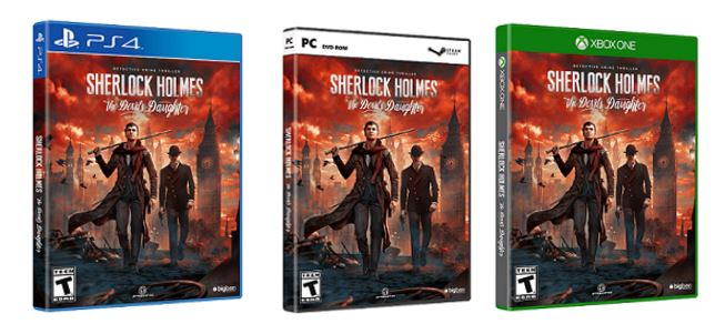Sherlock Holmes: The Devil's Daughter Will Interrogate Xbox One, PS4 and PC Gamers In May