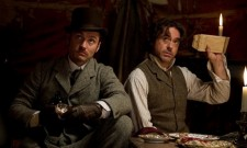 First Footage From Sherlock Holmes: A Game Of Shadows
