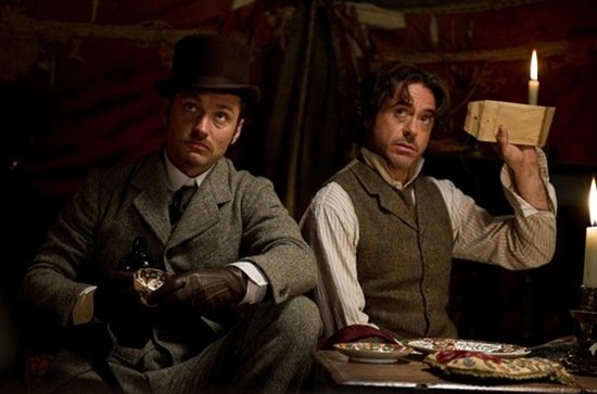 sherlockholmes 2 Its All About Chemistry: Exploring The Best & Worst Cinematic Relationships