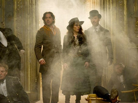 Sherlock Holmes: A Game Of Shadows Plot Details And New Photos