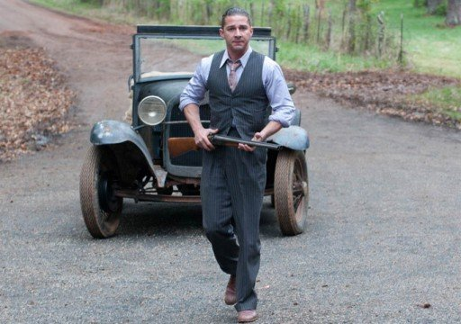 Latest Lawless Poster Has Silhouettes, Suits And A Confused Shia LaBeouf