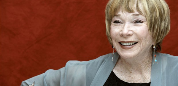 Shirley MacLaine In Negotiations To Play Mother Goose