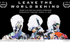 Exclusive Interview With Christian Larson And Amy Thomson On Leave The World Behind