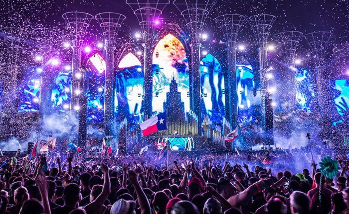 Electric Daisy Carnival 2016 VIPs Will Enjoy New Offerings
