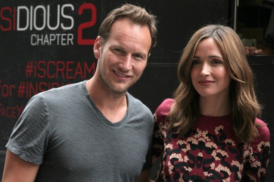 Insidious: Chapter 3 Won't Star Patrick Wilson Or Rose Byrne