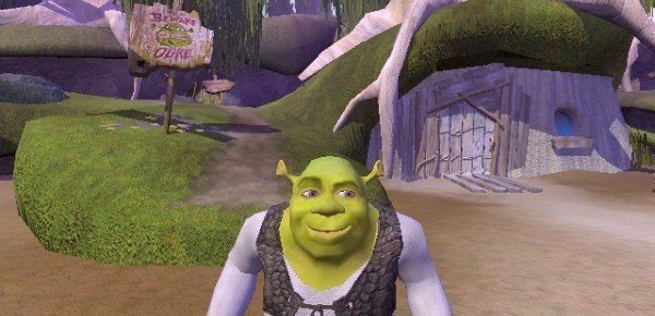 Shrek: The Video Game – A Game of Sighs