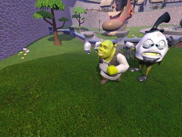 Shrek: The Video Game - A Game of Sighs
