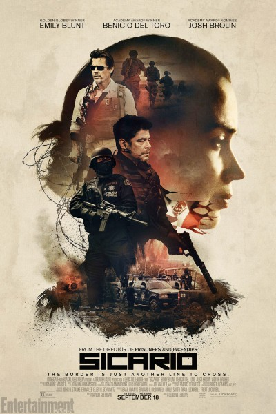 Exhilarating Sicario Clip Sees Emily Blunt Thrust Into The Line Of Fire