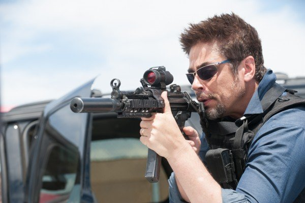 Benicio Del Toro Is Ready For Action In First Image From Sicario
