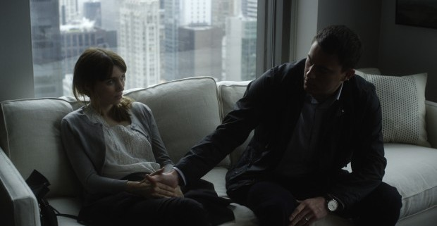 %name Check Out These New Stills Of Channing Tatum, Rooney Mara & Jude Law In Side Effects