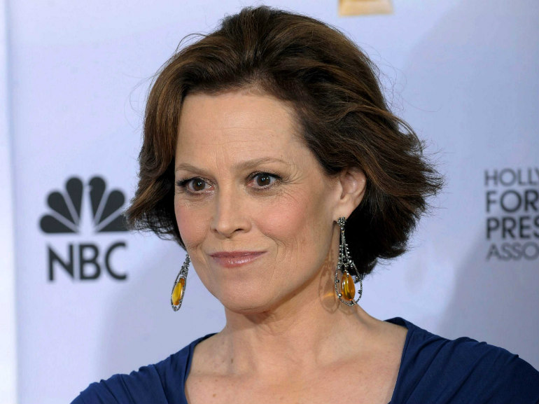 sig Sigourney Weaver Eyed For The Mortal Instruments: City Of Ashes