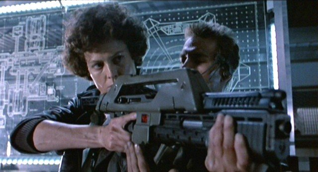 "Sigourney Weaver ""Could Imagine"" Doing An Alien 5"