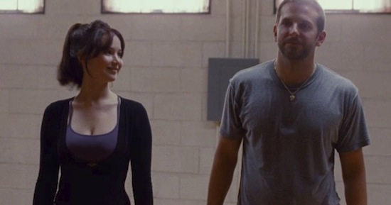 silver linings playbook jennifer lawrence Fall Movie Preview Spectacular! Part 3   The Films of November
