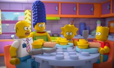 Check Out These New Images From The Simpsons LEGO Episode