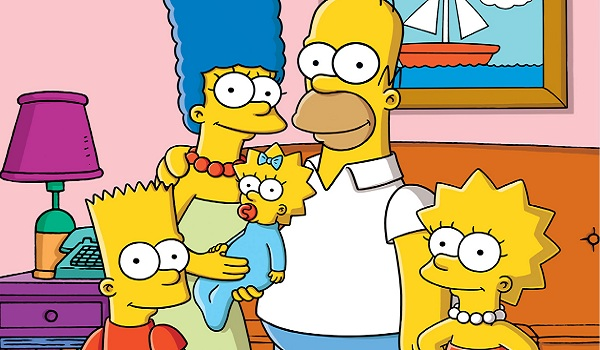 simpsons1920 The Simpsons Will Mark A Milestone With An All LEGO Episode