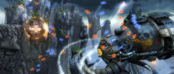 Sine Mora Available Now On XBLA