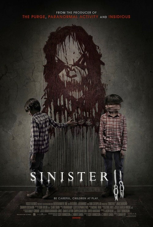 First Sinister 2 Poster Scares Up A Warning