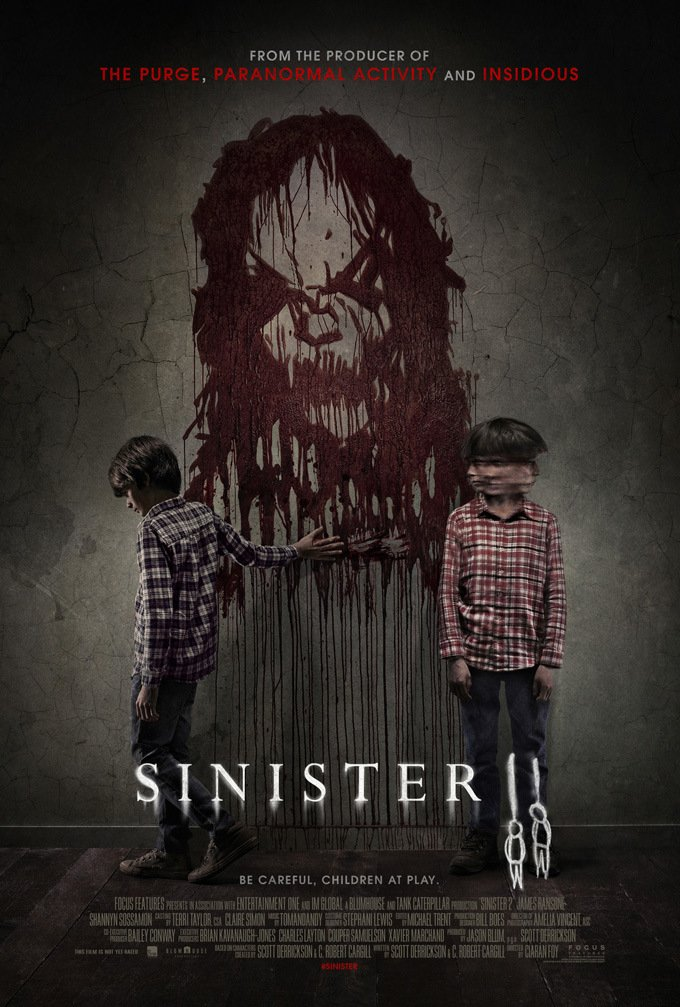 Bughuul Returns With A Vengeance In Eerie First Trailer For Sinister 2