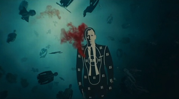 skyfall opening credits1 James Bond Is Dead, Long Live James Bond: A Closer Look At Skyfall