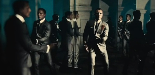 skyfall opening title sequence bond1 James Bond Is Dead, Long Live James Bond: A Closer Look At Skyfall