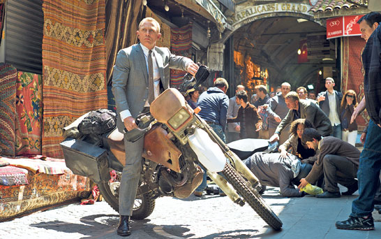 Skyfall Becomes The UK's Highest-Grossing Film Of 2012