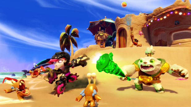 Skylanders: Swap Force (Xbox One) Review