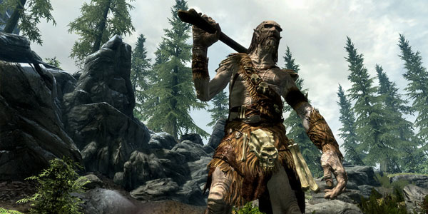 Skyrim Will Receive Kinect Voice Command Integration
