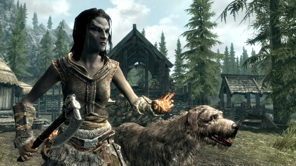 Skyrim Receives Day One Patch; DLC Plans Hinted At