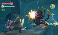 The Legend of Zelda: Skyward Sword Has Two Colourful Gameplay Trailers