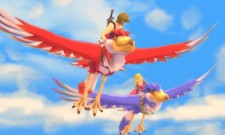The Legend of Zelda: Skyward Sword Opening Sequence Debuts