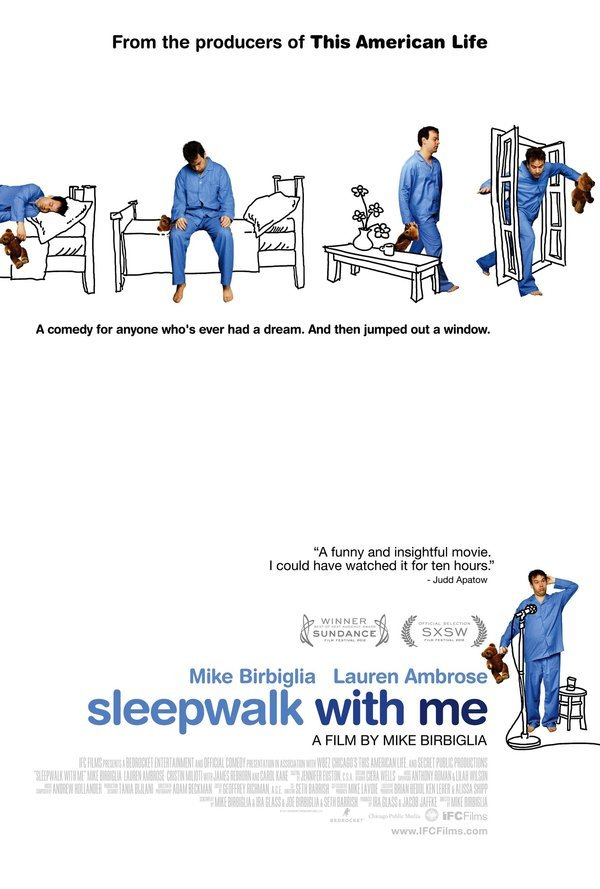 Sleepwalk With Me Review