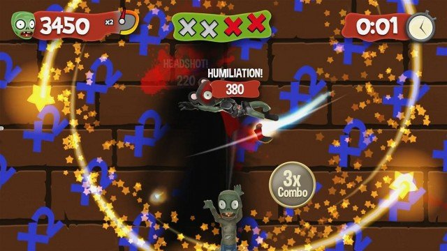 Slice Zombies For Kinect Review