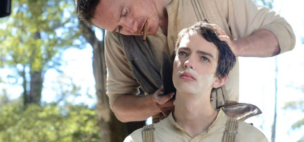 Check Out The First Image From Michael Fassbender's Slow West