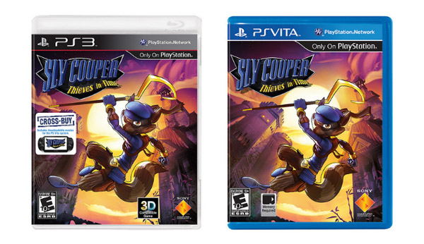 Sly Cooper: Thieves In Time Launches Feb 5th, Cross-Buy Is Digital