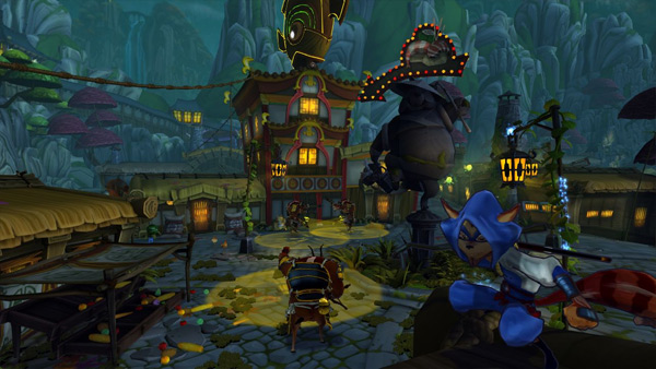 slycooperthievesintime2 Sly Cooper: Thieves In Time Review