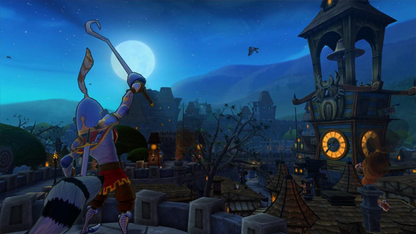 slycooperthievesintime4 Sly Cooper: Thieves In Time Review