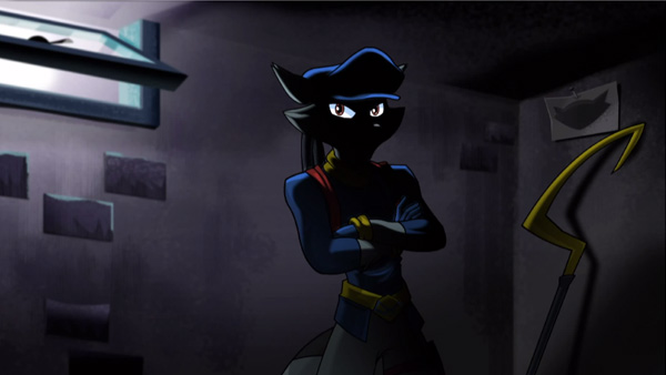 New Sly Cooper: Thieves In Time Trailer Released