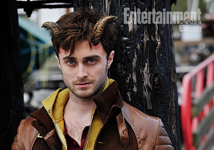 Daniel Radcliffe Set To Perrish In First Photo Of Horns