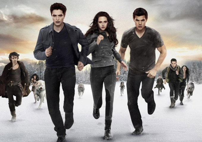 Final Poster For The Twilight Saga: Breaking Dawn – Part 2