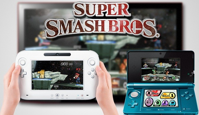 smashbroswiiu3ds 5 Rip Roaring Games That Need To Be On Your E3 2013 Radar