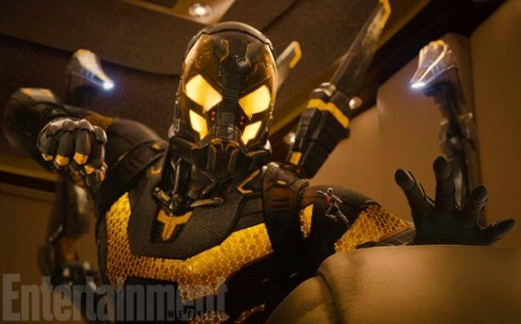 EW Provides The Best Look Yet At Corey Stoll's Yellowjacket In Ant-Man
