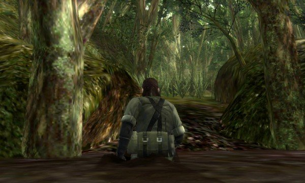New Metal Gear Solid HD Collection Details Emerge