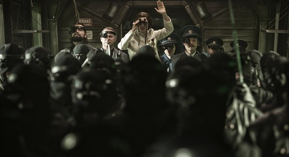snowpiercer 590x321 Bong Joon Hos Cut Of Snowpiercer May See U.S. Release, Plus New Photos From The Film