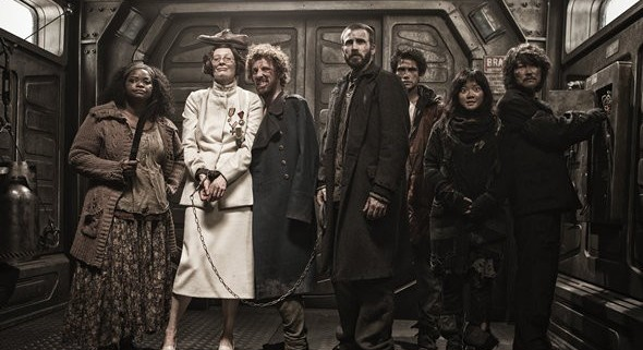 snowpiercer14 590x321 Bong Joon Hos Cut Of Snowpiercer May See U.S. Release, Plus New Photos From The Film