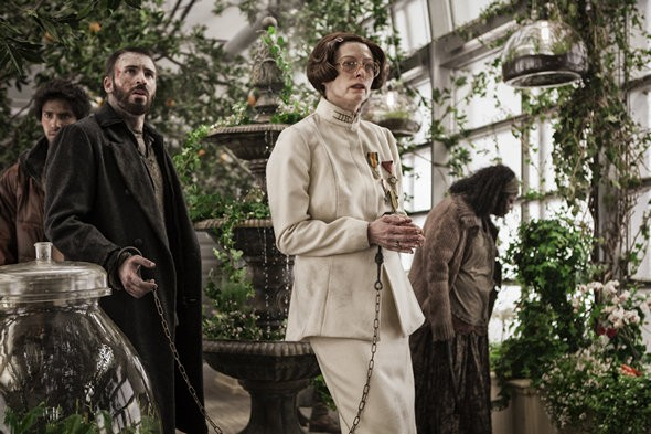 snowpiercer15 Bong Joon Hos Cut Of Snowpiercer May See U.S. Release, Plus New Photos From The Film