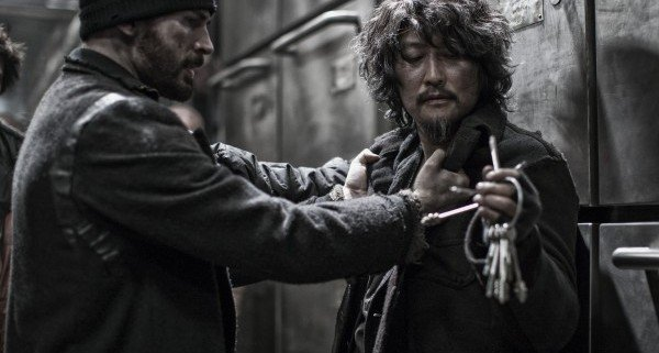 snowpiercer2 600x321 Bong Joon Hos Cut Of Snowpiercer May See U.S. Release, Plus New Photos From The Film