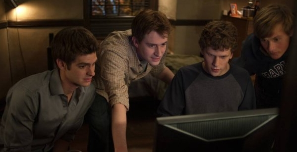 social network fincher 9 Film Adaptations That Are Better Than The Book